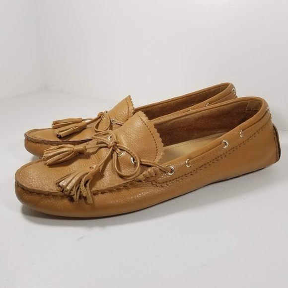 2e121f9c7d3c0 Coach Shoes   Nadia Driving Moccasins   Poshmark